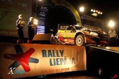 ERC Rally Liepaja 2014