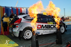 ERC Rally Liepāja-Ventspils 2013