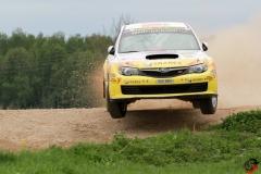 Rally Talsi 2011