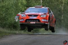 WRC Finland 2010